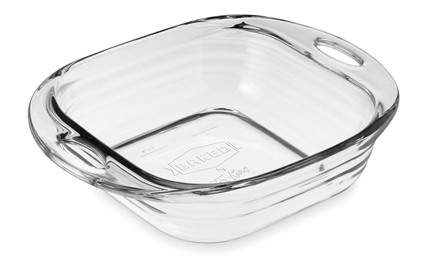 Find the Baked Glass Square Baking Dish at Williams-Sonoma