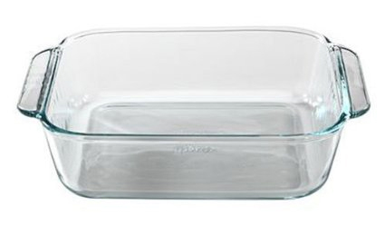 Find the Pyrex 8-inch square dish on Amazon