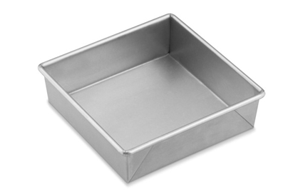 Williams-Sonoma Traditional Finish Square Cake Pan